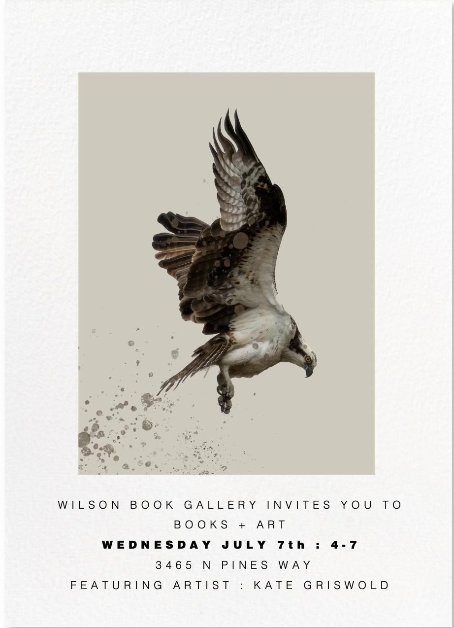 Art Opening Invite