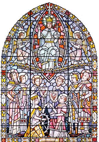 All Saints' Window