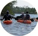 people kayaking in intracoastal