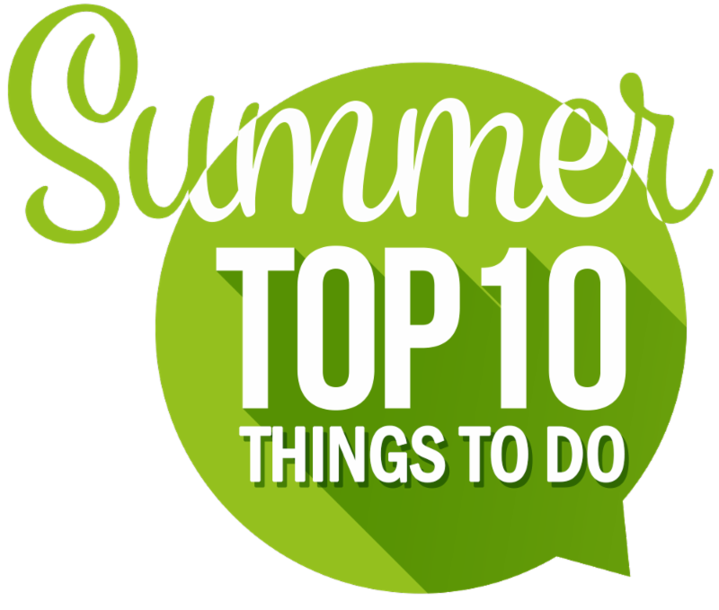 summer top 10 things to do