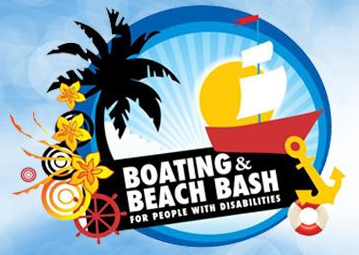 boating and beach bash for people with disabilities
