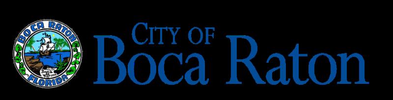 City of Boca Raton seal and logo