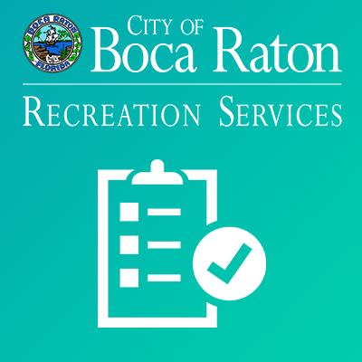 City of Boca Raton Recreation Services. Survey.