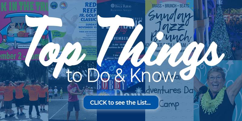 top things to do and know. click to see the list.