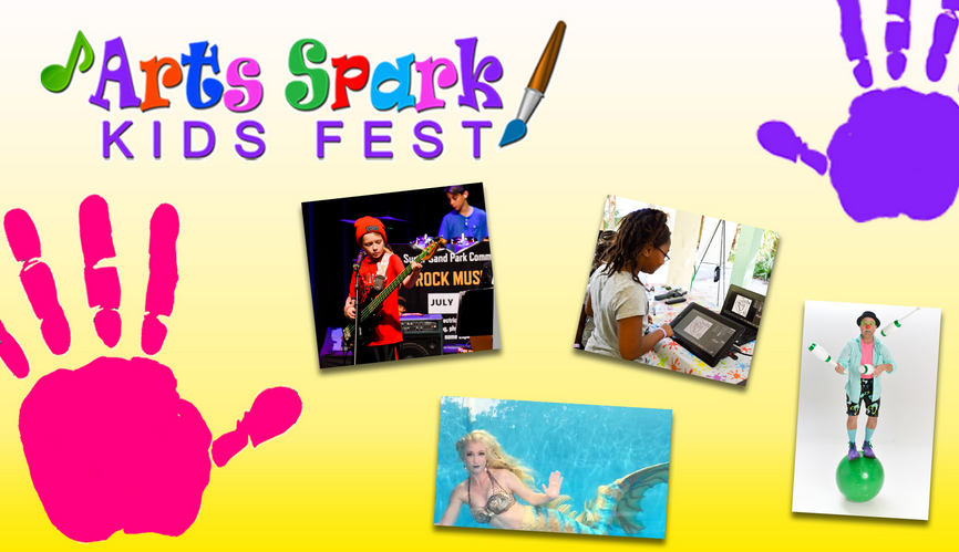 arts spark kids fest