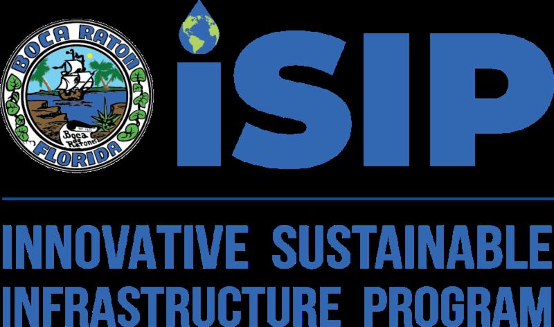 Boca Raton, Florida iSIP Innovative Sustainable Infrastructure Program