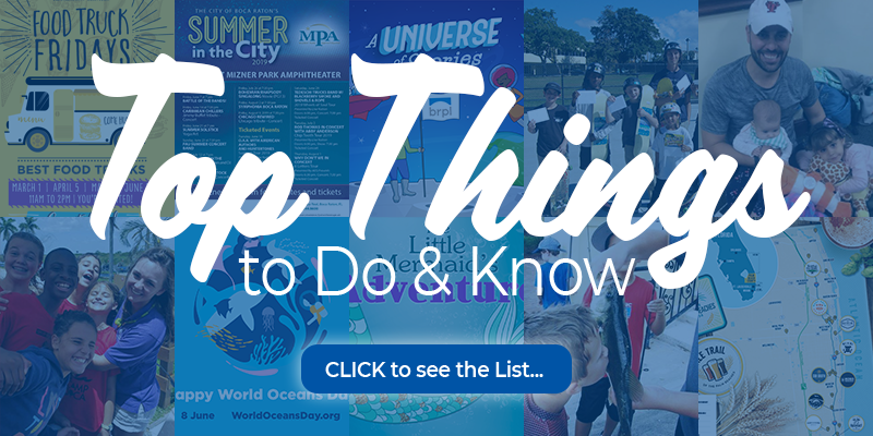 Top Things to do & know. click to see the list.