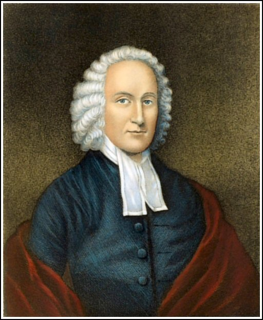 Jonathan Edwards Color Graphic