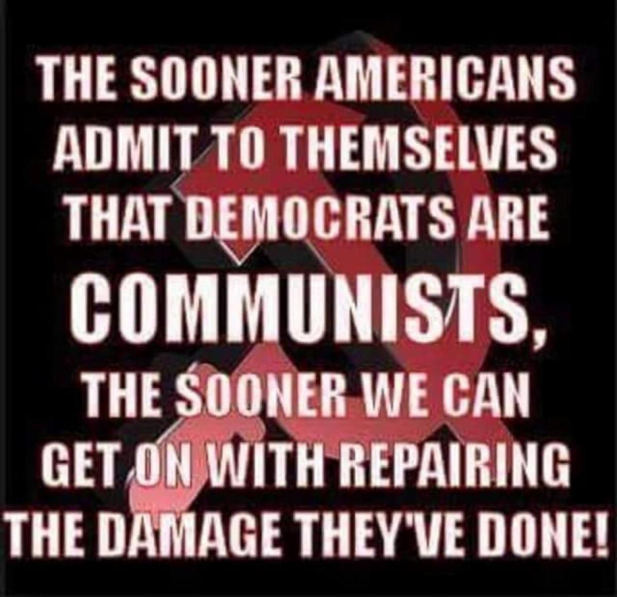 Democrat-Communists-Damage