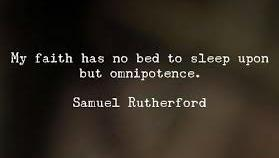 Rutherford-Faith-Omnipotence