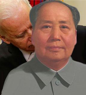 Biden-Mao-Communism