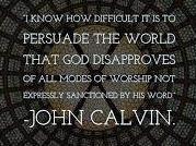 Calvin-Worship-RPW