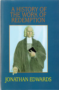 History Work of Redemption Edwards Book Cover