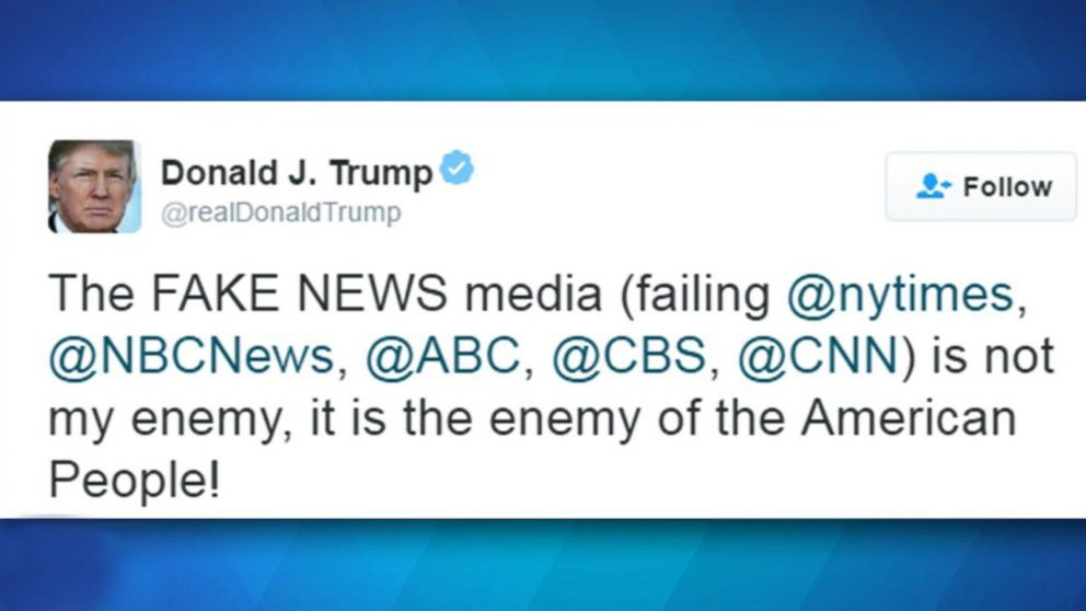 Trump-Tweet-Fake-News-Is-The-Enemy-Of-The-People