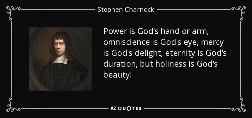 Charnock-Holiness-Gods-Beauty