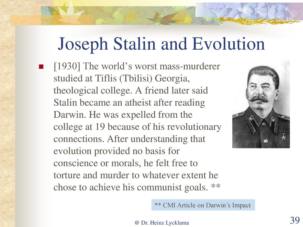 Joseph-Stalin-and-Evolution