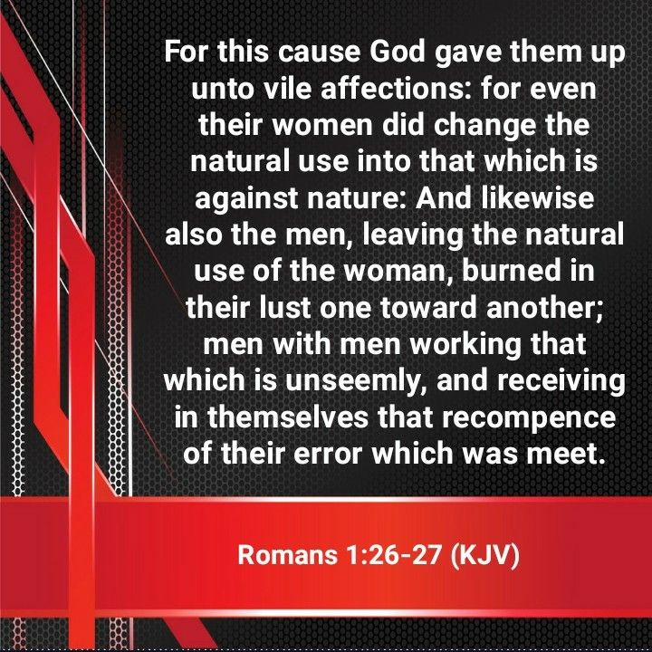 Homo-Reprobation-Romans1
