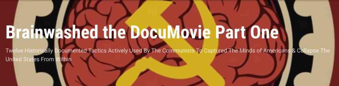 Brainwashed America the DocuMovie