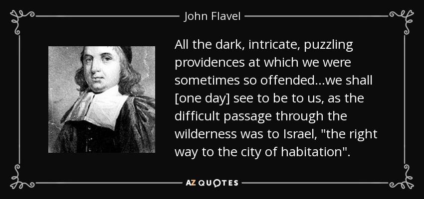 Flavel-Gods-Providence-Always-Best