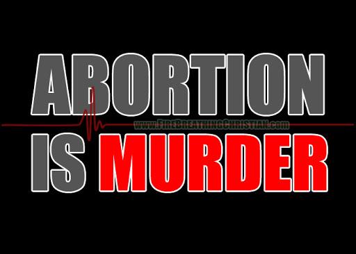 Abortion-Is-Murder