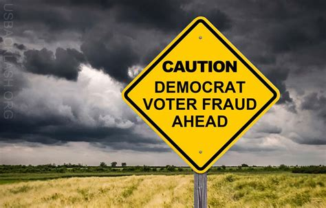 Democrat Massive Election Fraud Voter Fraud