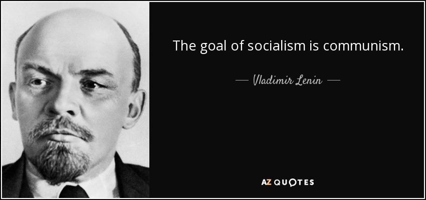 Lenin-Goal-Socialism-Communism
