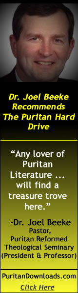 Dr. Joel Beeke Recommends and Reviews the Puritan Hard Drive. Click Here!