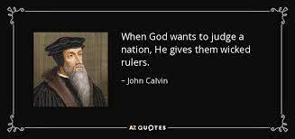 Calvin-Judgement-Godless-Rulers