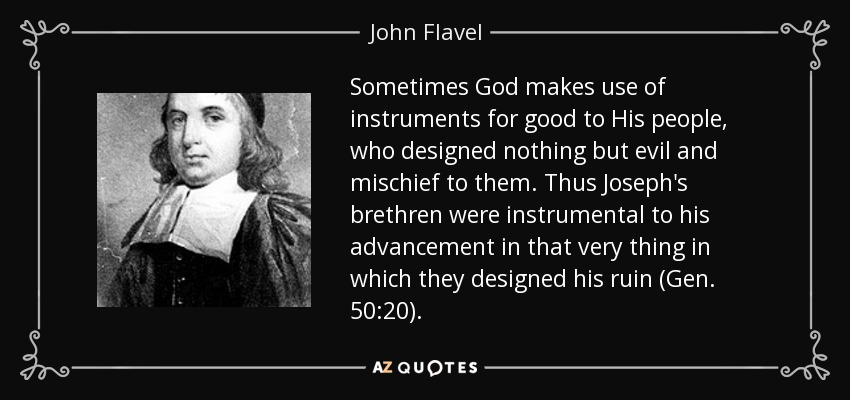 Flavel-Providence-Good-For-Bad