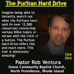 Rob Ventura Contributor to the Reformation Heritage KJV Study Bible