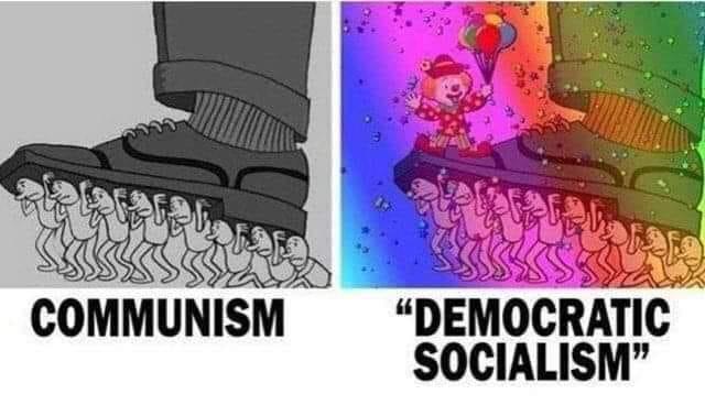 CommunismDemocraticSocialism