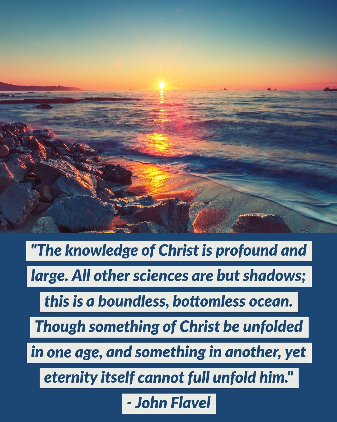 Flavel-Christ-Profound-Knowledge-Eternity