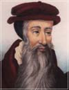 John Knox Color Graphic