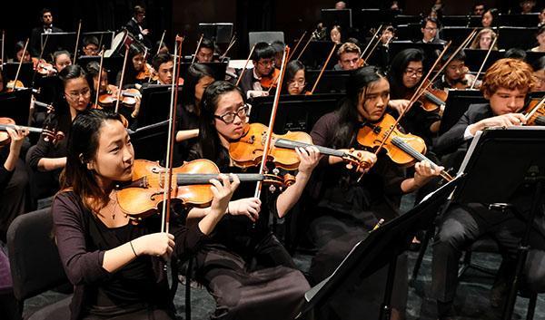 Symphony Orchestra 2018-19