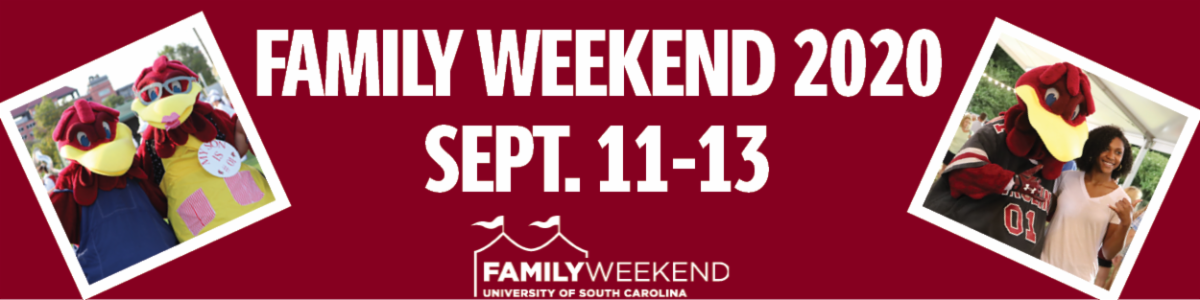 Family Weekend 2020 - Sept. 11-13