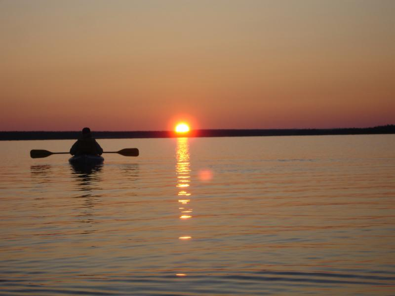 Labrador sunrise