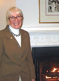 Innkeeper Nancy Gray