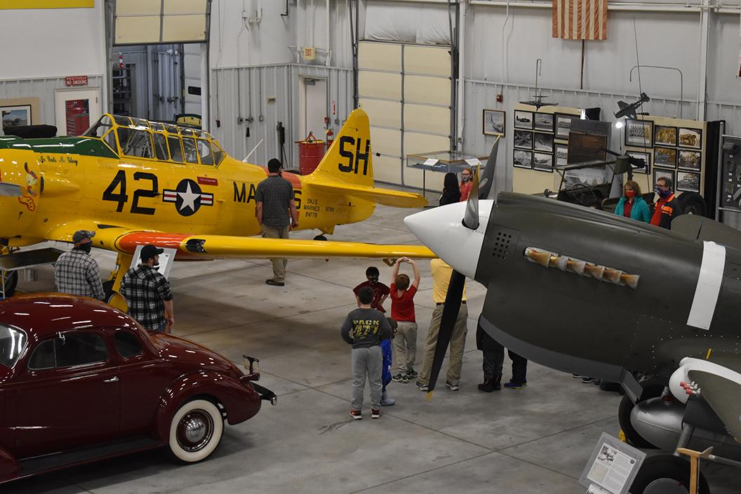 Pack 477 Tristate Warbird Museum 2