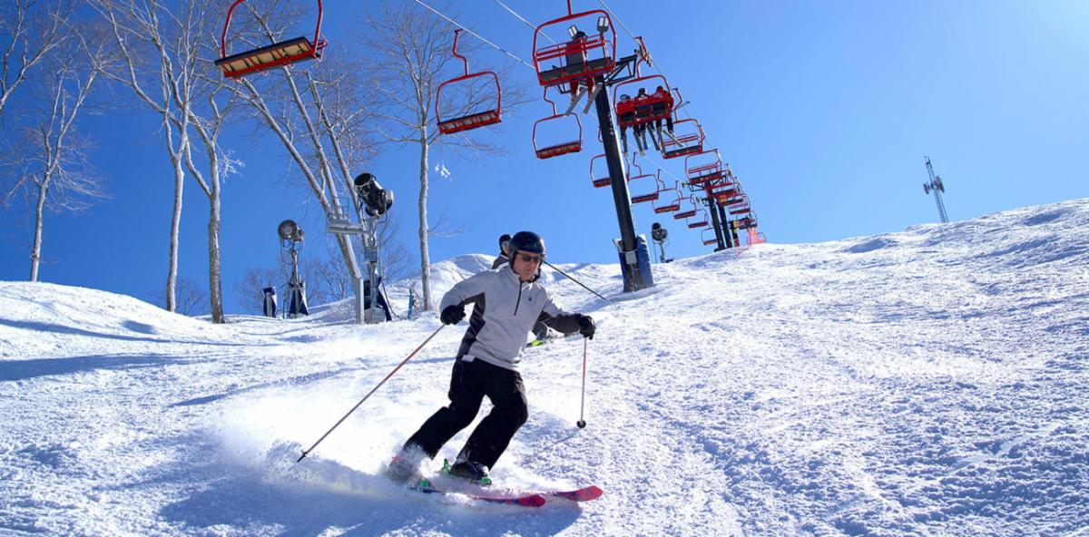 ski days perfect north