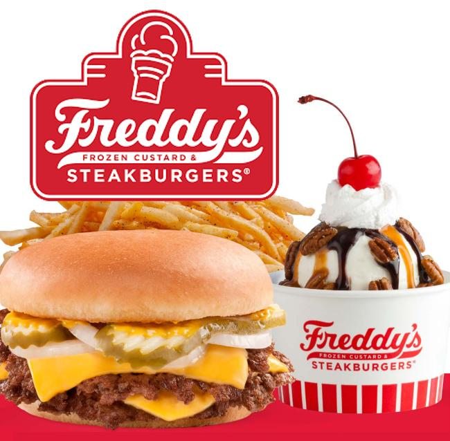 Freddy's Custard Steakburger