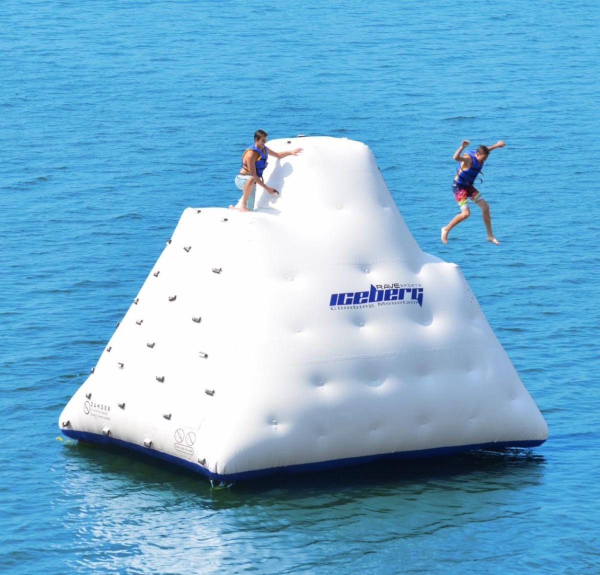 Camp Friedlander Iceberg