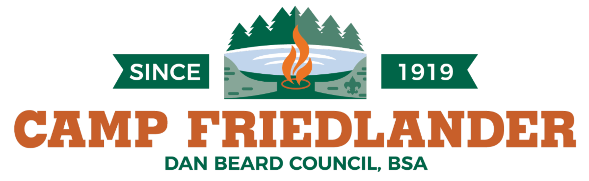 Camp Friedlander logo
