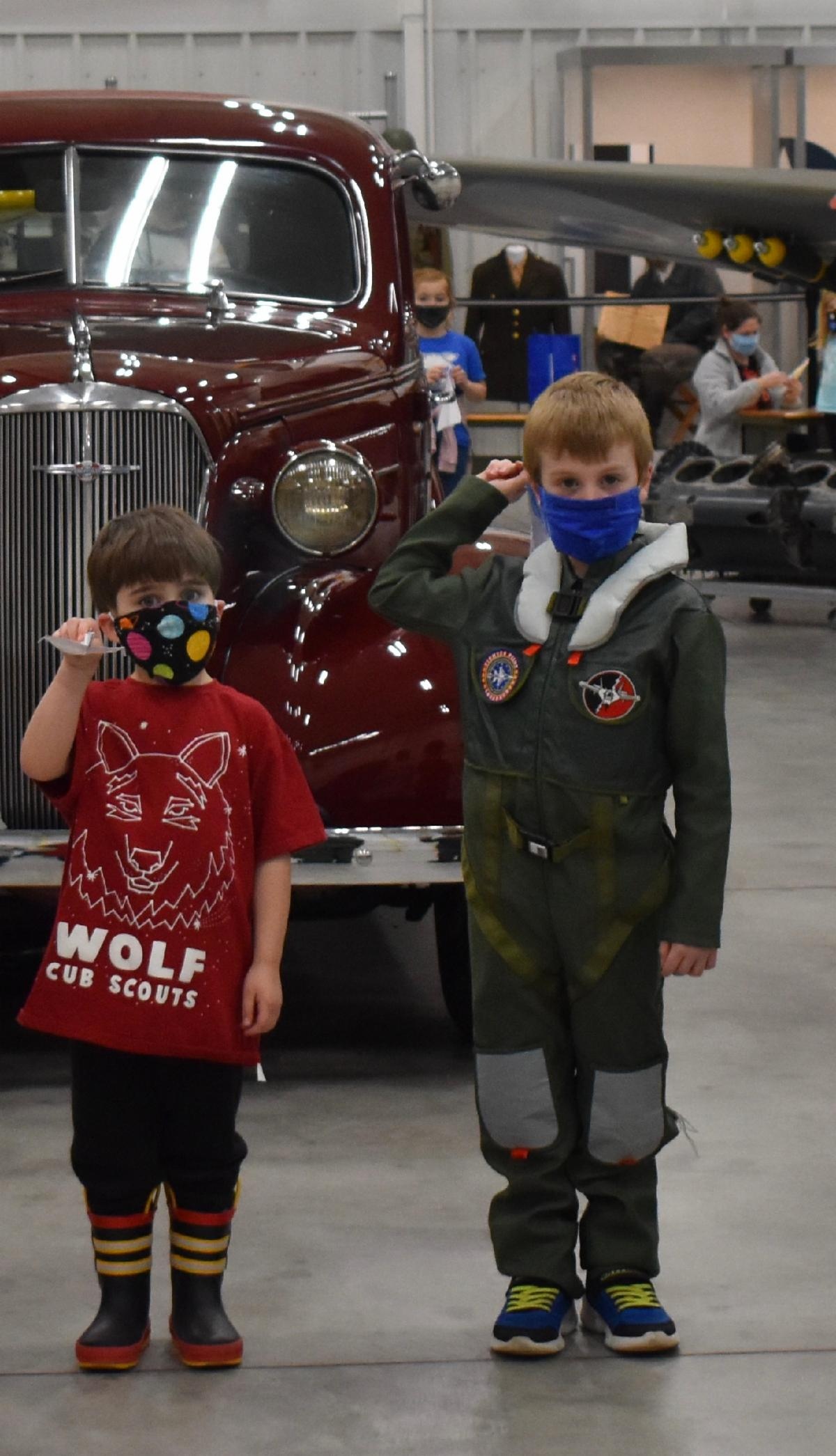 Pack 477  Tri-State Warbird Museum