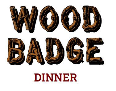 Wood Badge Dinner
