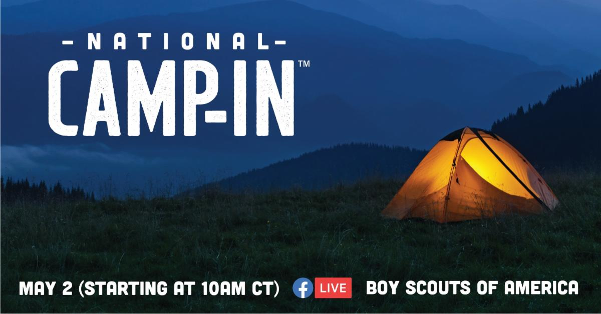 National BSA Camp In