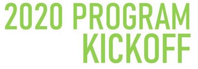 Program Kickoff