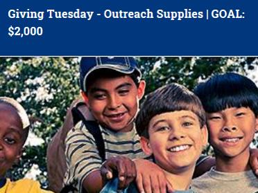 Giving Tuesday Outreach