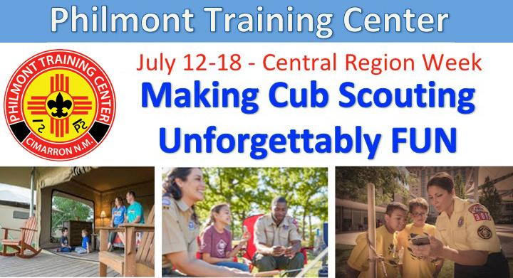 Philmont Training