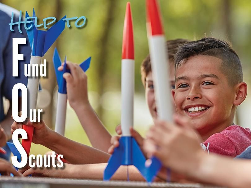 Friends of Scouting 2020
