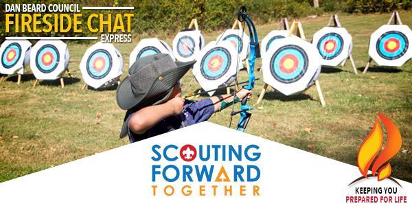 Fireside Chat Banner Archery
